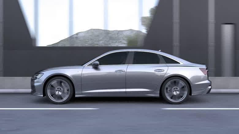 Audi A6 Limousine – Dynamic All-Wheel Steering