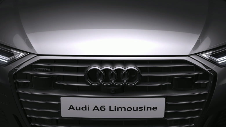 Audi A6 Limousine – Lighting Design