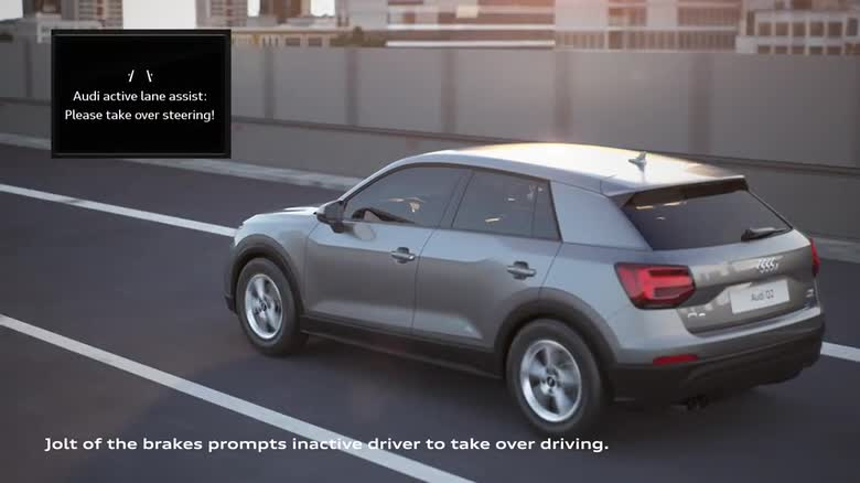 Driver assistant systems - Audi Technology Portal