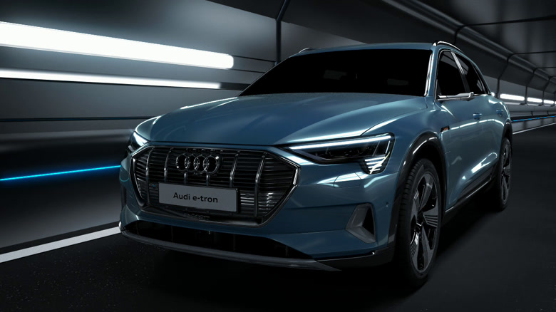 Audi e-tron - Charge and thermal management